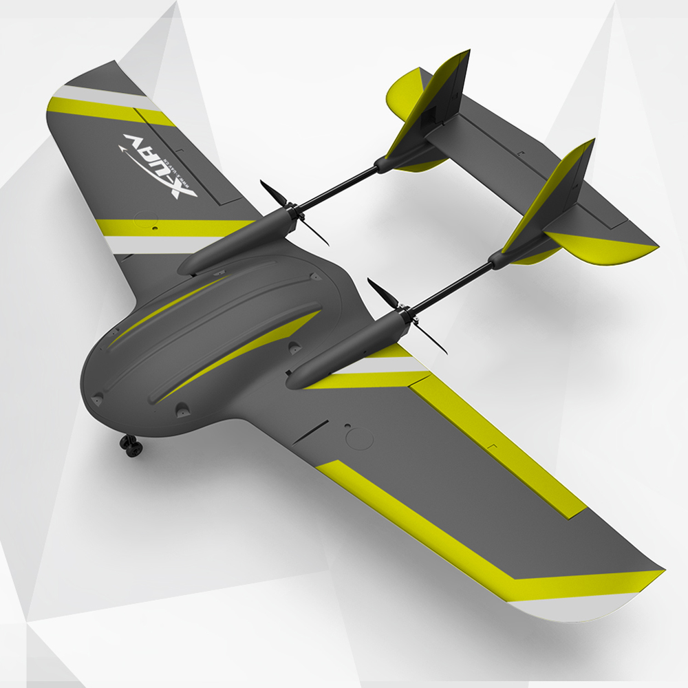 X-UAV new material MFM TWO aerial aircraft, new materials UAV (super durable)
